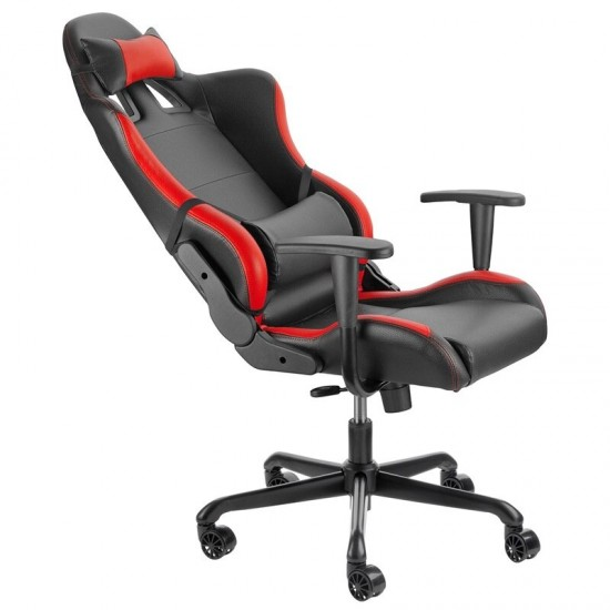 Work Καρέκλα Gaming Bucket Black-Red